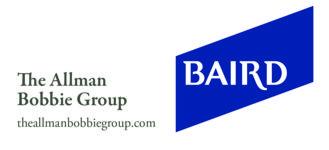 Logo from Allman Bobbie Gropu at Baird