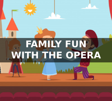 Family Fun with the Opera Button